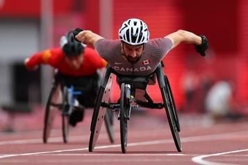Cérémonie de clôture des Jeux paralympiques Brent Lakatos sera porte-drapeau du Canada)