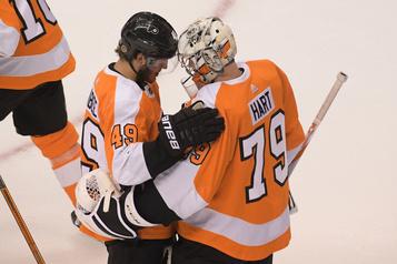 Les Flyers veulent jouer encore mieux)