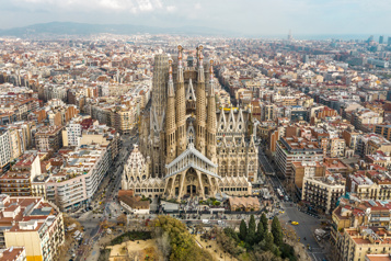 Pour un instant à… Barcelone)