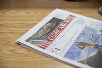 Entente ratifiée au Globe and Mail)