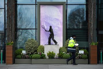 COVID-19: le tournoi de Wimbledon est annulé