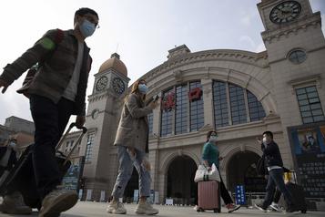 Chine: fin du bouclage à Wuhan
