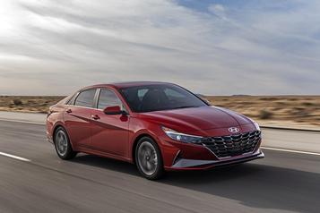 Hyundai dévoile sanouvelle Elantra