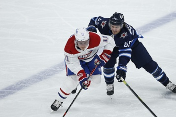 1er entracte Canadien 0 – Jets 0 )