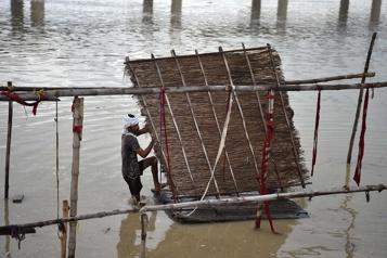 Inde Le bilan des pluies de la mousson dépasse les 230morts)