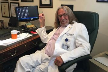 Mort de l'ex-médecin personnel de Trump)