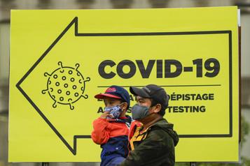 COVID-19 : Santé Canada approuve un test de dépistage rapide)