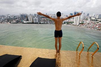 Séjour en or à l'hôtel Dolce Hanoi Golden Lake)