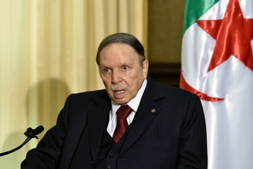 Algérie L'ex-président Abdelaziz Bouteflika est mort)