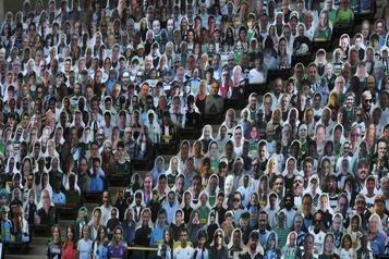 COVID-19: Berlin rejette tout retour des spectateurs dans les stades)