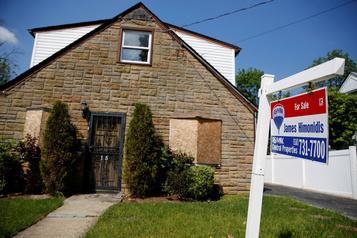 En août Hausse inattendue des ventes de maisons neuves aux États-Unis)