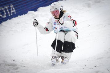 Blessée, Justine Dufour-Lapointe devra rater deux compétitions