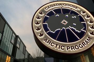 Canada Goose réalise un profit de 2,9millions)