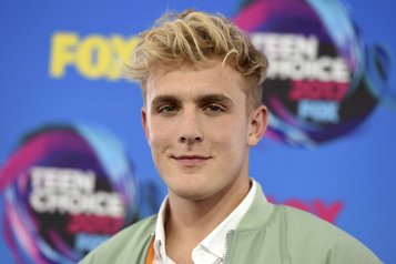 Californie: le FBI perquisitionne la demeure du youtubeur américain Jake Paul)