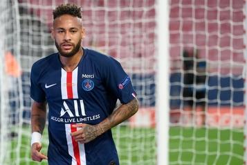 Neymar est guéri de la COVID-19, retournera à l'entraînement )