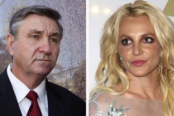 Britney Spears maintenue sous la tutelle de son père)