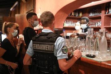 COVID-19: la situation se dégrade en France)