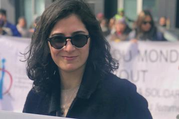 Meryam Haddad est exclue de la course à la direction du Parti vert)