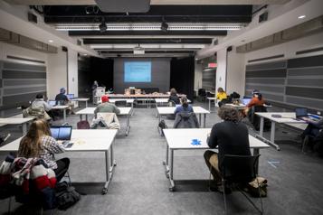 Cégeps et universités Québec souhaite un «maximum» de présence à l'automne)