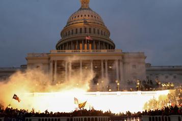 Assaut du Capitole Les extrémistes ont été «incités par le président», dit Trudeau)