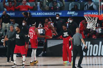 Les Raptors remportent un septième match d'affilée)