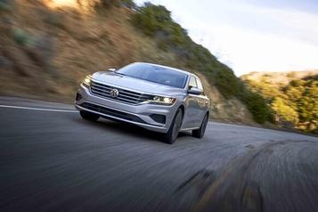 Banc d'essai Volkswagen Passat: dupliquer le succès)