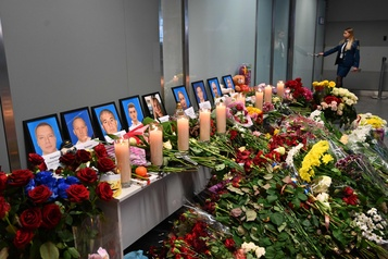 Boeing ukrainien abattu: l'Iran accepterait d'indemniser les familles)
