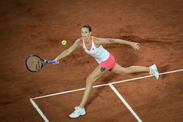 Pliskova plie bagage à Roland-Garros)