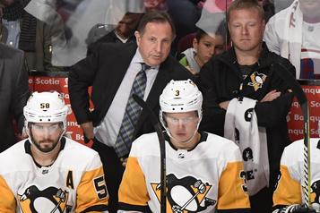 Penguins: Jacques Martin et deux autres adjoints congédiés )
