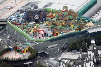 L'ouverture du parc Nintendo de nouveau repoussée)