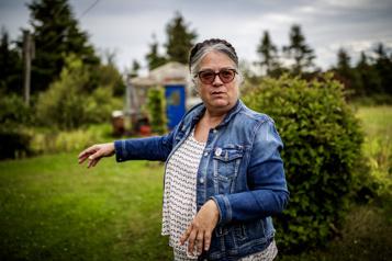 Gaspésie–Îles-de-la-Madeleine La ministre Diane Lebouthillier talonnée par le candidat bloquiste)