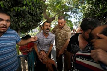 Cour pénale internationale Enquête sur des crimes potentiels durant la guerre de Gaza de 2014)