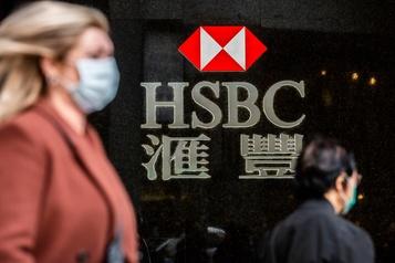 HSBC veut supprimer 35000 emplois après une chute des profits en 2019