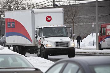 Livraison de colis: Postes Canada débordé