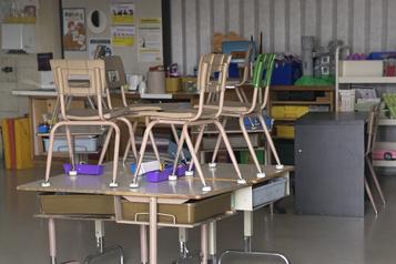 Écoles fermées à Montréal: des pédiatres craignent des retards de développement)