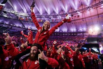 Jeux olympiques: le Canada veut continuer à progresser