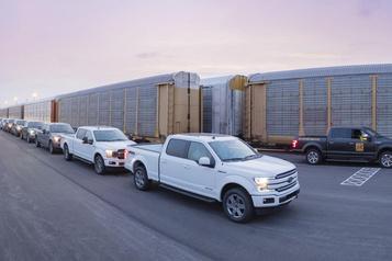 L'ère de la camionnette électrique approche