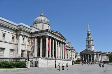 Les musées britanniques s'apprêtent à rouvrir leurs portes)