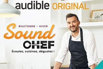 Sound Chef: cuisiner épaulé par un chef)