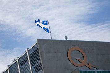 Divisions Production, Distribution et Transport «Une vue de l'esprit», selon la PDG d'Hydro-Québec Sophie Brochu)