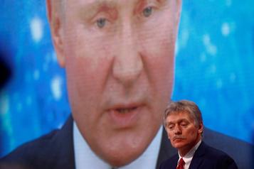 Le Kremlin juge «positif» que Biden veuille une «désescalade»)