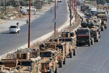 Syrie: renforts turcs à Idleb après l'entrée du régime Assad dans une ville clé