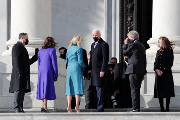 Investiture de Joe Biden : notre couverture en direct)
