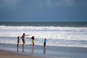 Réchauffement climatique: quel avenir pour les parcs côtiers américains?