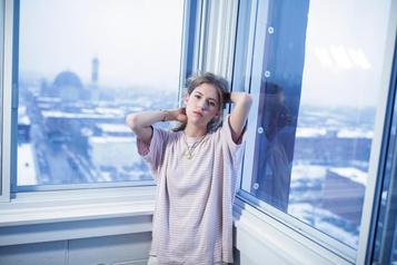 Claudia Bouvette à M pour Montréal: la vitrine idéale