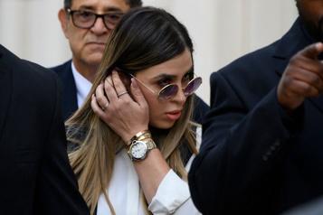 Emma Coronel, épouse d'El Chapo, reine de beauté trafiquante?)