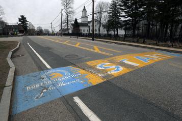 Le Marathon de Boston est annulé, une première)