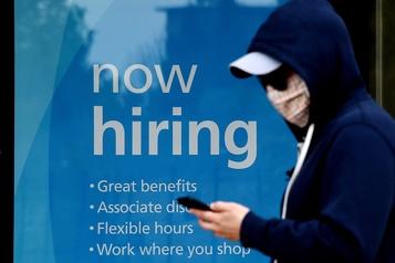 États-Unis: 2,43 millions de nouveaux inscrits au chômage en une semaine)