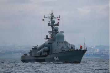L'OTAN «inquiète» La Russie va limiter la navigation dans trois zones de Crimée jusqu'en octobre)