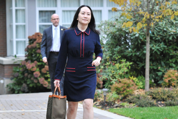Contre-interrogatoire de l'agent de la GRC qui a arrêté Meng Wanzhou)